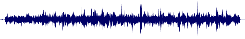 waveform of track #99199