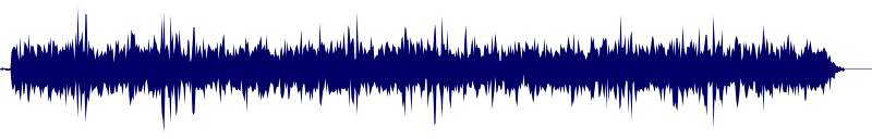 waveform of track #99207