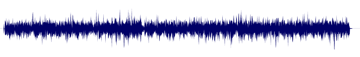 waveform of track #99261