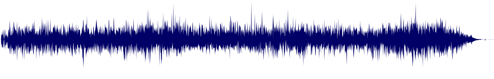 waveform of track #99325