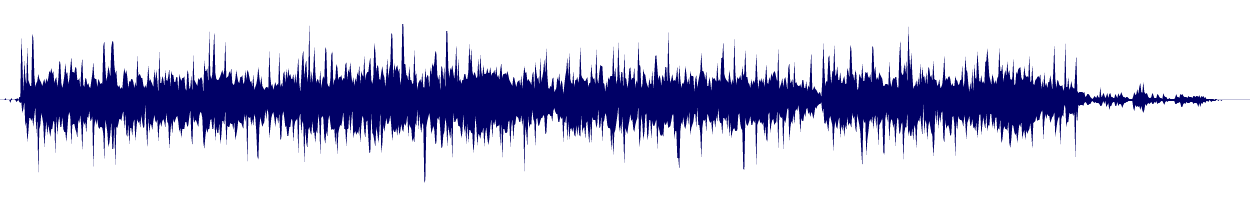 waveform of track #99364