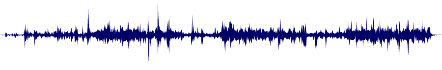 waveform of track #99381