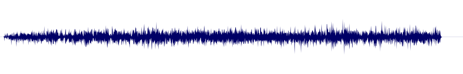 waveform of track #99435