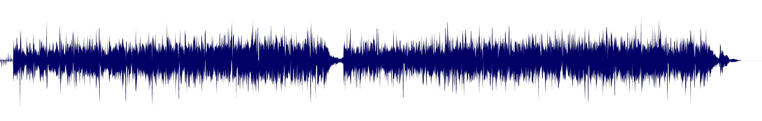 waveform of track #99456