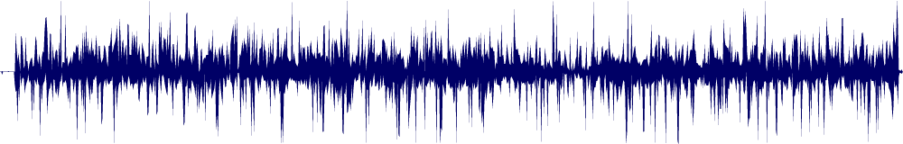waveform of track #99592