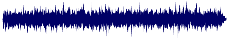 waveform of track #99607