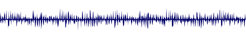 waveform of track #99611
