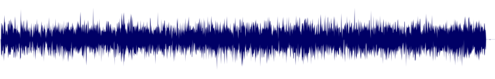 waveform of track #99623