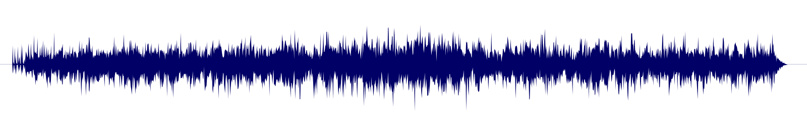 waveform of track #99670