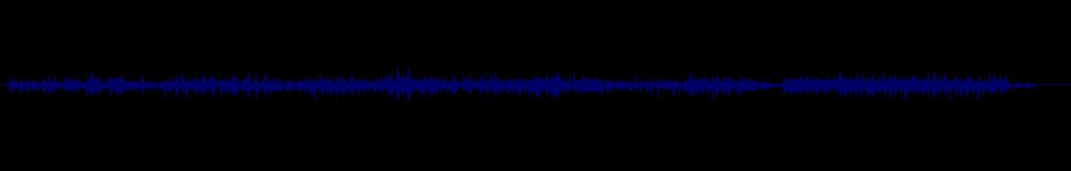 waveform of track #99692