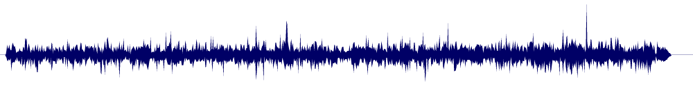 waveform of track #99697
