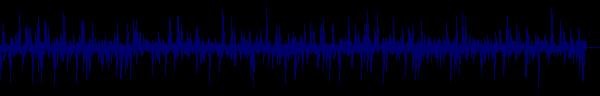waveform of track #99701