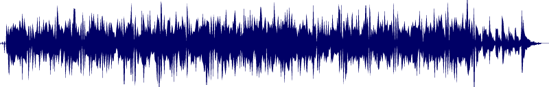 waveform of track #99702