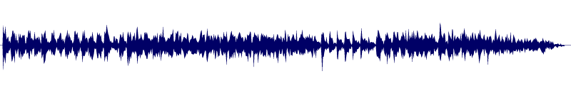 waveform of track #99709