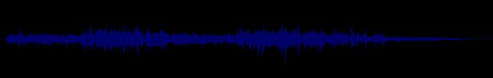 waveform of track #99723