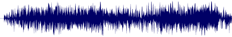 waveform of track #99726