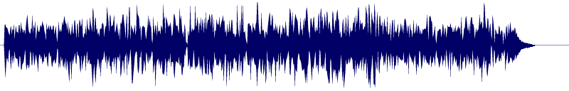 waveform of track #99731