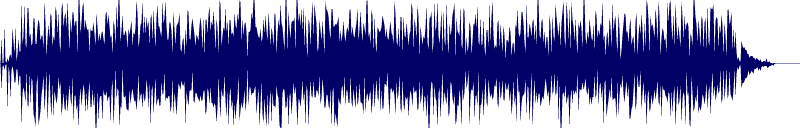 waveform of track #99734