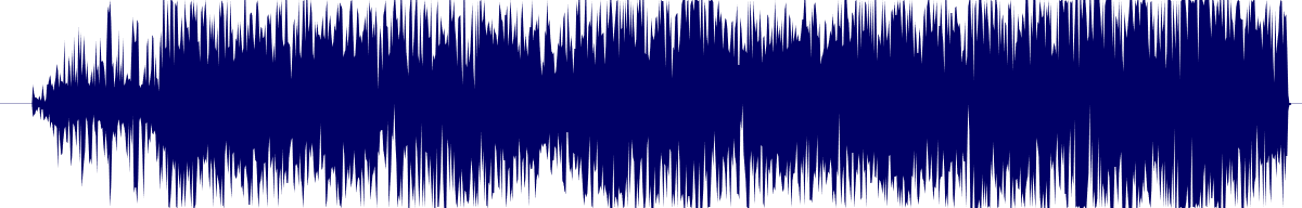 waveform of track #99752