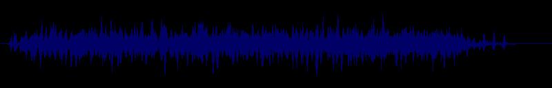 waveform of track #99800