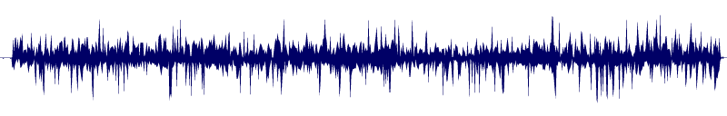 waveform of track #99833