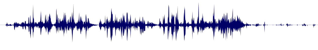 waveform of track #99871