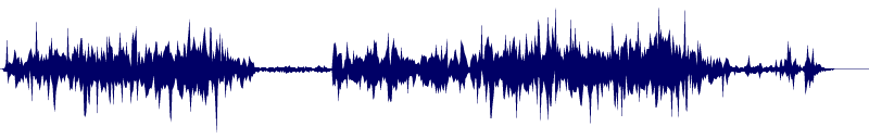 waveform of track #99875